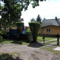 Dom od strony ulicy Grunwaldzkiej