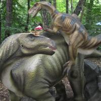 Muzeum Ruchomych Dinozaurów w Malborku